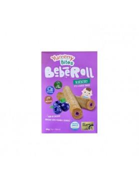 Bebe Roll Makanan Bayi - Blueberry