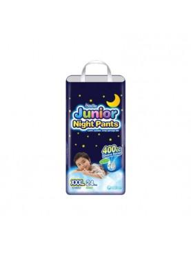 Junior Night Pants Boys Popok Celana Sekali Pakai [Size XXXL/ 24 pcs/ Premium]