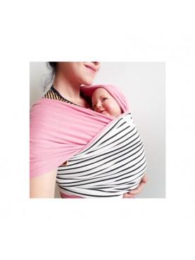 Reversible Flamingo Babywrap (gendongan bayi)