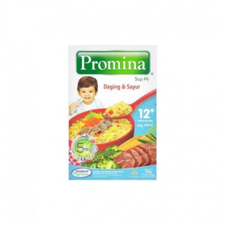Sup Mi Daging dan Sayur Makanan Bayi [120 g]