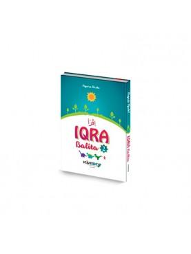 Paket Iqra Balita Jilid 1 dan 2