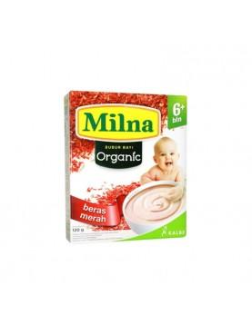 6+ Beras Merah Bubur Bayi Organik [120 g]