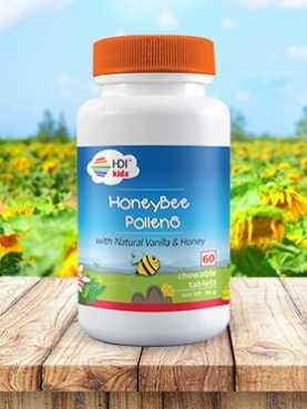 Honey Bee Pollens Kids HDI