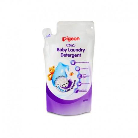 Laundry Liquid Detergent [450 mL/ Refill]