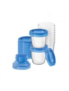Breast Milk Storage Cups Botol Susu