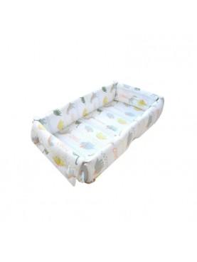 Foldable Dino Bumper Bed