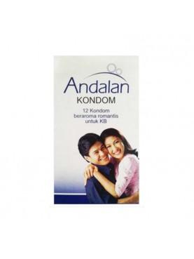 Kondom - 12 Pcs - Alat Kontrasepsi Andalan