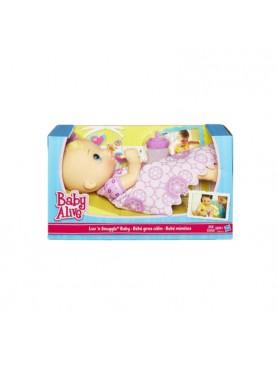 Luv n Snuggle Baby Doll Blonde Mainan Anak