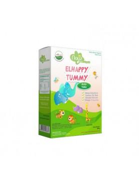Elhappy Tummy Beras Tim Organik Rasa Tuna Bubur Bayi