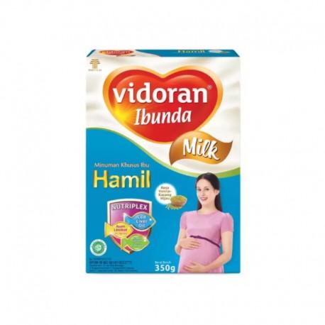 Ibunda Nutriplex Vanilla Kacang Hijau Susu Ibu Hamil [350 g]