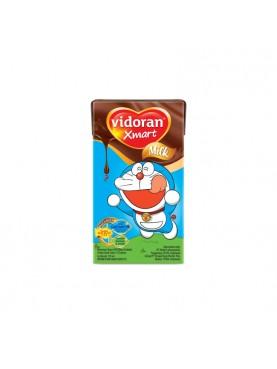 Xmart Coklat UHT Susu Cair [115 mL/ 40 pcs]