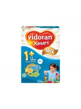Xmart 1+ Nutriplex Vanilla Susu Formula Anak [2 Pcs/ 350 g]