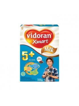 Xmart 5+ Nutriplex Susu Formula Cokelat [350 G / 2 pcs]