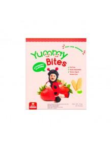 Strawberry Baby Rice Cracker [50 g]