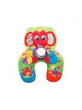 Lay And Play Eleph Hugs Pillow Mainan Bayi