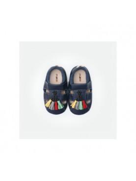Sandals - Navy (Sepatu Bayi PYOPP)