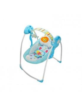 Automatic Baby Swing Blue / Ayunan Bayi / Bouncer