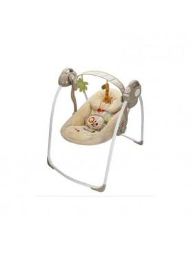 Automatic Baby Swing Beige / Ayunan Bayi / Bouncer