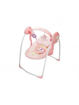 Automatic Baby Swing Pink / Ayunan Bayi / Bouncer