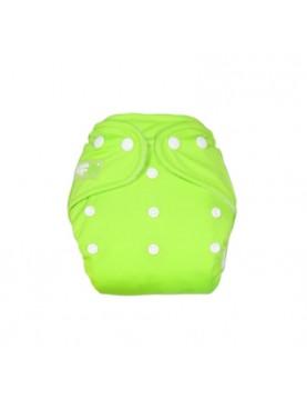 Clodi Popok Kain Bayi Little Hippo Eco Light Green