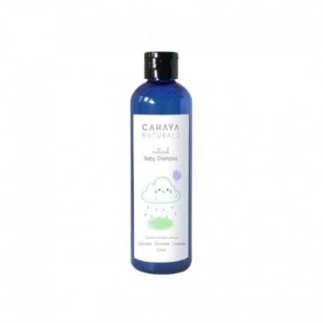 Calendula Chamomile Lavender Baby Shampoo