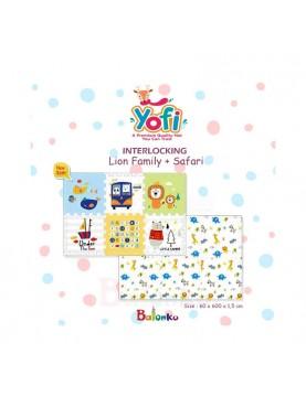 Playmat Yofi Interlocking