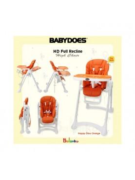 High chair Babydoes HD Full Recline
