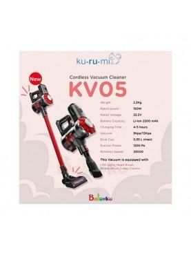 Kurumi Cordless Vacuum Cleaner KV05