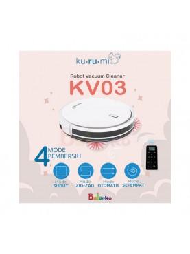 Kurumi Robot VAcuum Cleaner KV03