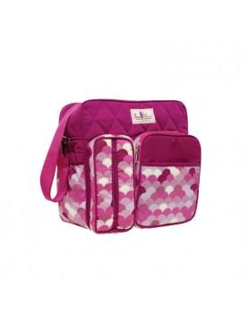 Baby Family Tas Perlengkapan Bayi - Pink