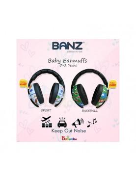 Banz Baby Earmuffs