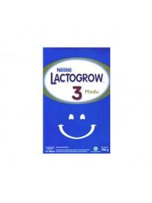 Lactogrow 3 Rasa Madu Susu Formula [750 g]