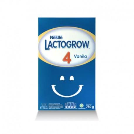 Lactogrow 4 Susu Pertumbuhan - Vanila