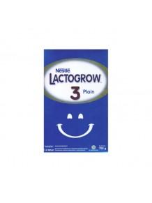 Lactogrow Happynutri Lactogrow Happynutri Tahap 3 Plain Susu Formula Tahap 3 Plain Susu Formula [750 g]