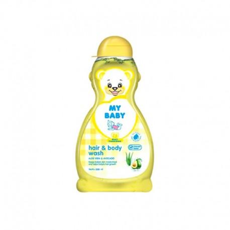 Hair & Body Wash [100 mL/ 2 Pcs]