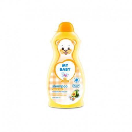Shampoo Black & Shine [200 mL]