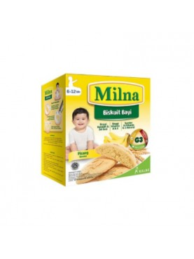 Baby Biscuit Pisang 130 G