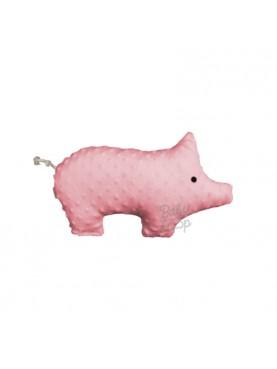 Pig Minky Doll