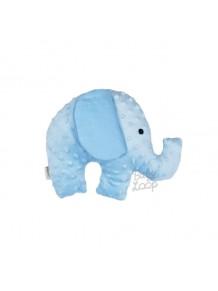 Elephant Minky Doll