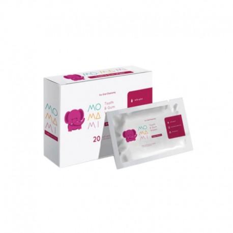 Tooth & Gum Tissue Basah [20 Sheets]