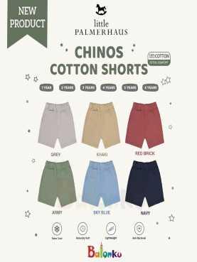 Little palmehaus Chinos Cotton Shorts