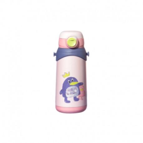 Babycare Mercado 3-IN-1 Vacuum Bottle 600ml / Thermos Anak