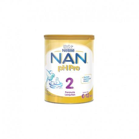 NAN PH PRO 2 Susu Formula 6-12 Bulan Kaleng 800g