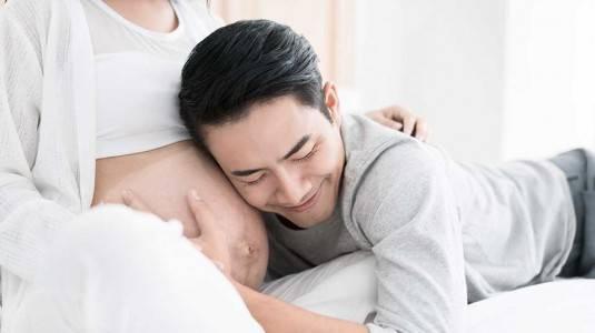 Istri Hamil, Suami yang Ngidam?