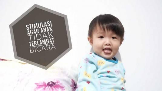 Tips Stimulasi untuk Anak agar Cepat Bicara