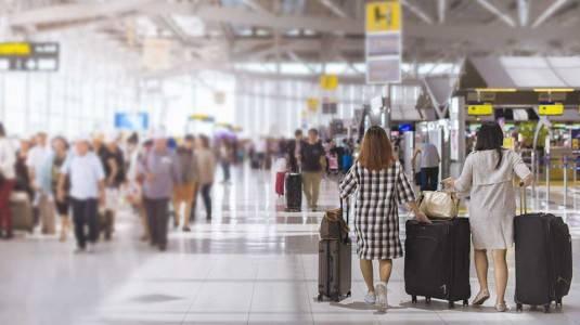 Fasilitas di Bandara Internasional Ini Ramah bagi Ibu Hamil