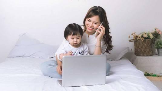 Share, Earn, & Enjoy with Mom Feimi Wijaya