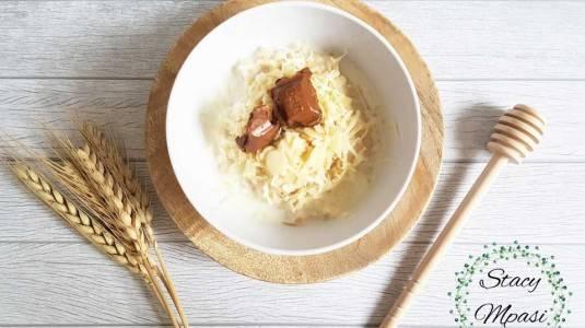 Oat with Almond, Makanan Sehat Kaya Manfaat