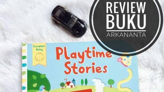 Review Buku Playtime Stories by Mom Nazmi