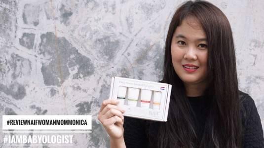 Review NaÏf Woman : Skincare Mahal dengan Kualitas Maximal